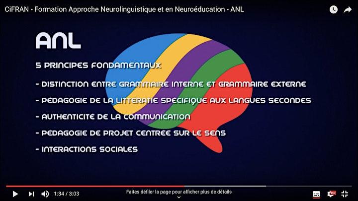 Image de L'ANL, un nouveau paradigme pour l'enseignement des langues vivantes