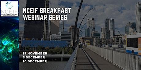 NCEIF Breakfast Webinar 2 - Legends breakfast. tickets