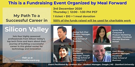 My Path To a Successful Career in Silicon Valley tickets
