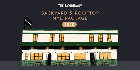 Backyard & Rooftop  NYE Package tickets