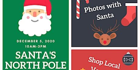 Santa's North Pole tickets