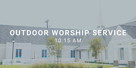 10:15 AM Outdoor Worship Service (Nov. 29) tickets