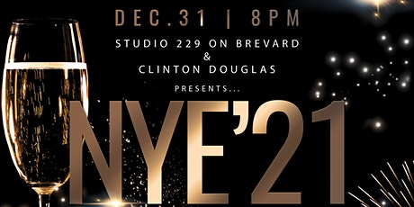 NYE2021 Uptown: Brooklyn Collective Edition tickets