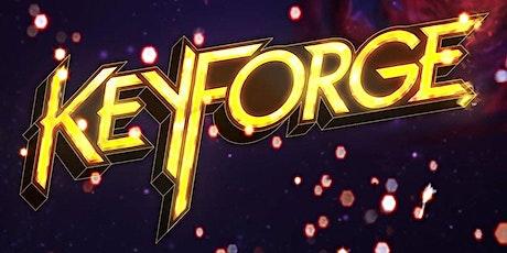 Bastion November Keyforge tickets