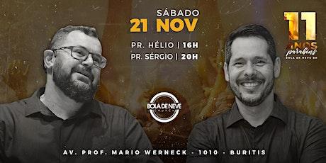 Aniversário Bola de Neve Belo Horizonte billets