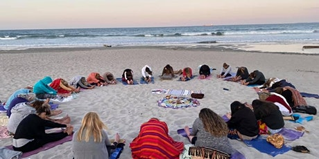 Full Moon Circle - Beach tickets