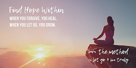 Finding Hope Within (Meditation for everyone) tickets