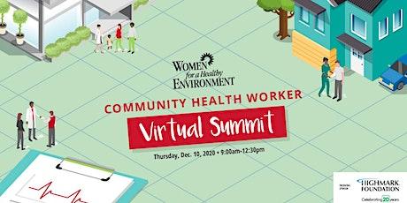Community Health Worker Summit tickets
