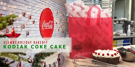 Alumni Holiday Bakeoff - Kodiak Coke Cake tickets