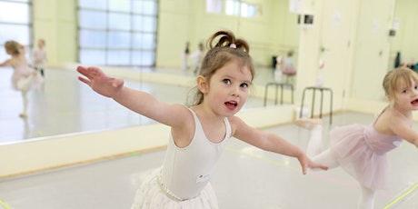 pink petal ballet 4/5yrs / mondays jan 11-mar 15 / 10:30-11:15am tickets