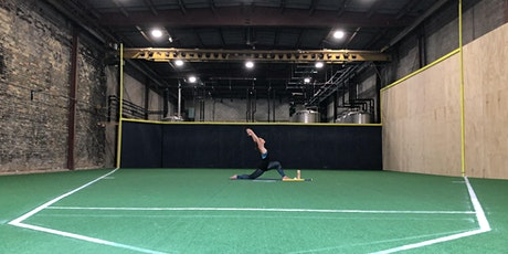 Yoga on the Field at Broken Bat Brewery tickets