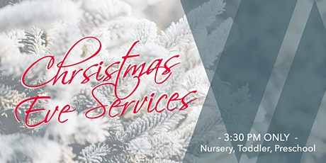 C3Kids Christmas Eve Registration for 3:30PM tickets