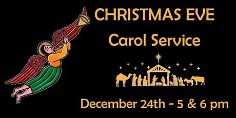 Christmas Eve Carol Service by Candlelight tickets