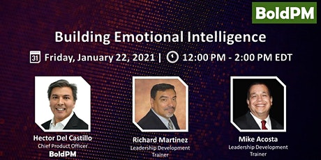 Building Emotional Intelligence tickets