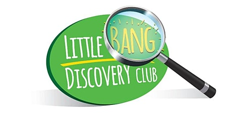 Little Bang Discovery Club On Demand (3-5 years)