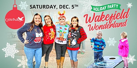 Wakefield Wonderland - Charity Holiday Party tickets