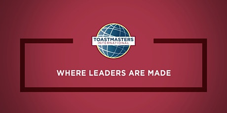 Kelowna Toastmasters  Weekly Monday Meeting tickets