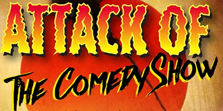 Attack of the Comedy Show w Alex Kennedy! tickets
