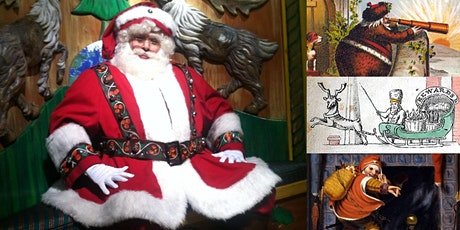 'Santa Claus: History of the World's Most Legendary New Yorker' Webinar tickets