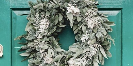 Christmas Wreath Making Class by Christine Ritter tickets