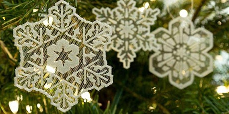 Design an Ornament in Blender! tickets