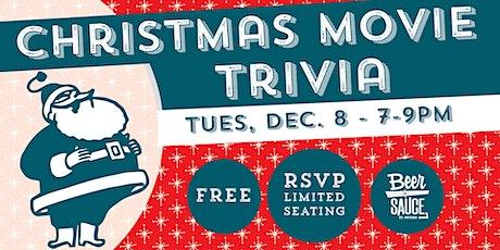 Christmas Trivia tickets