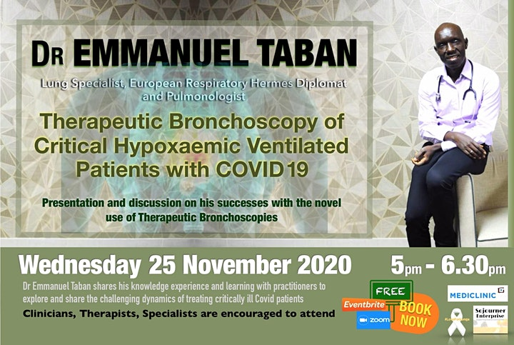 Therapeutic Bronchoscopy for Covid Patients image