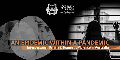 Domestic Violence in Australia: An Epidemic within a Pandemic tickets