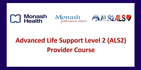 Monash ALS2 Provider Course tickets