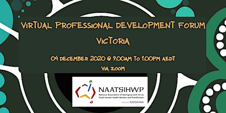NAATSIHWP Victoria Professional Development Virtual Forum tickets