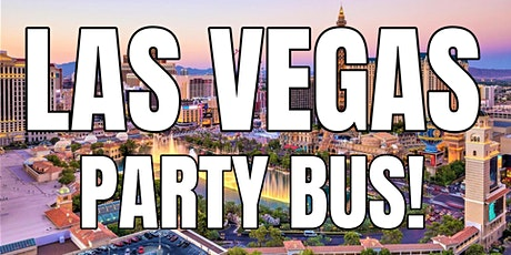 Party Bus Las Vegas tickets