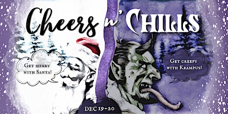 Cheers n' Chills: An Online Holiday Faire tickets