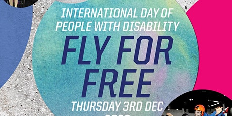 INTERNATIONAL DAY OF PEOPLE WITH DISABILITY- must enter/ nominate below tickets