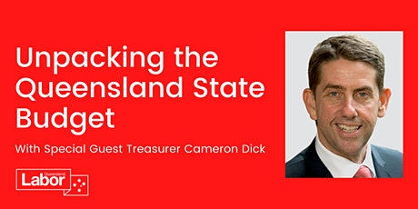 Queensland  State Budget  -  Business Breakfast with the Treasurer tickets