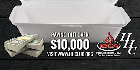 Hold'Em & Hit'Em Club 34th Annual BBQ Cook-Off tickets