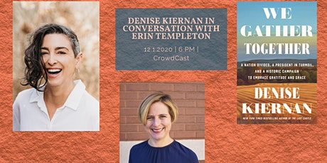 Denise Kiernan in conversation with Erin Templeton | We Gather Together tickets