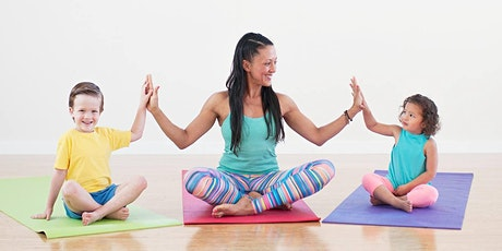Yoga Through Stories:  Ages 4-6 tickets
