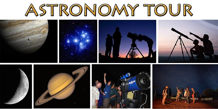 Cancelled Due to Weather /  Astronomy Tours | Friday Jan 29 image