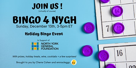 BINGO 4 NYGH tickets
