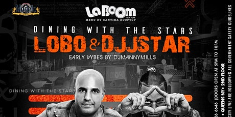 Every Saturday @LaBoomNY Dining w/ the stars ft. tunes by top NYC djs tickets