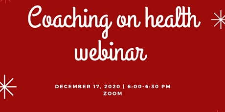 Coaching on Health tickets