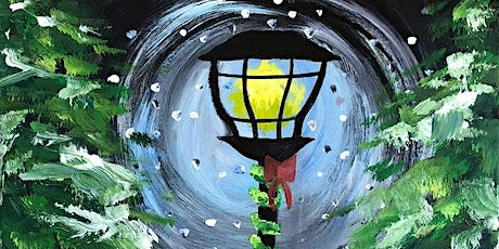 BEST Holiday Paint and Sip 'Guiding Light' tickets