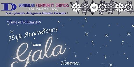 DOMINICAN COMMUNITY SERVICES  - AKA. DOMINICAN SUNDAY  - VIRTUAL GALA tickets