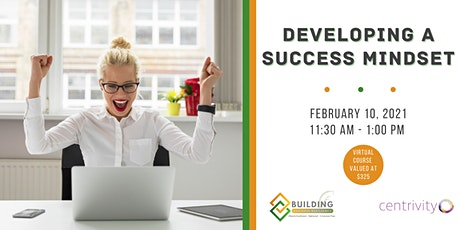 Developing a Success Mindset tickets