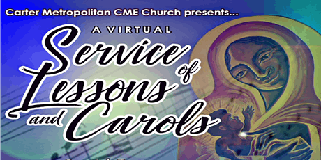A Virtual Service of Lessons and Carols! tickets