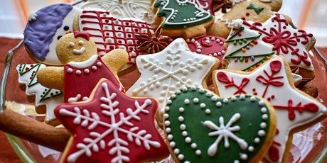 Holiday Cookie Decorating with GRYP tickets