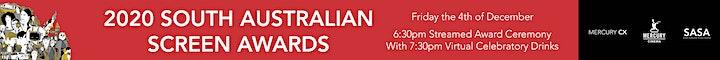 2020 South Australia Screen Awards and Virtual Celebration image