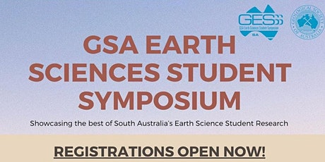 GESSS South Australia – Earth Sciences Student Symposium tickets
