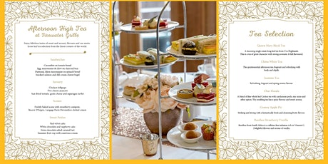 Family Love for High Tea at The Duxton Hotels Firewater Grille Restaurant tickets