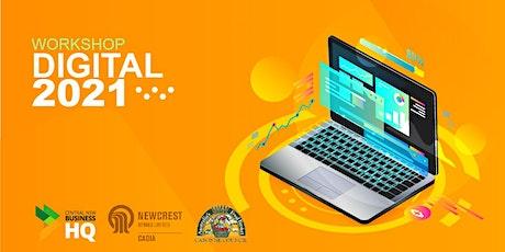 Workshop Digital 2021 - Molong tickets